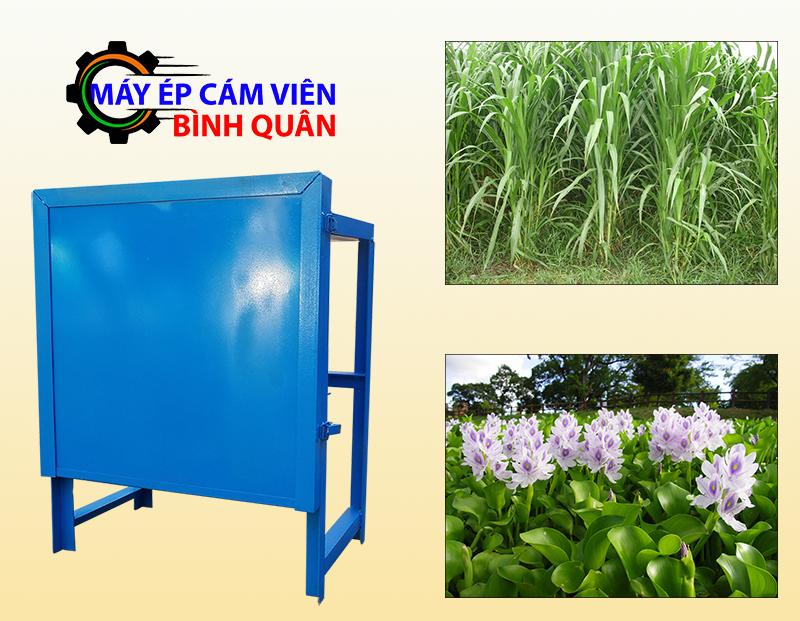 máy băm cỏ vuông 2.2-3 kW